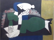 picasso lectrice