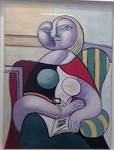 picasso lectrice 2