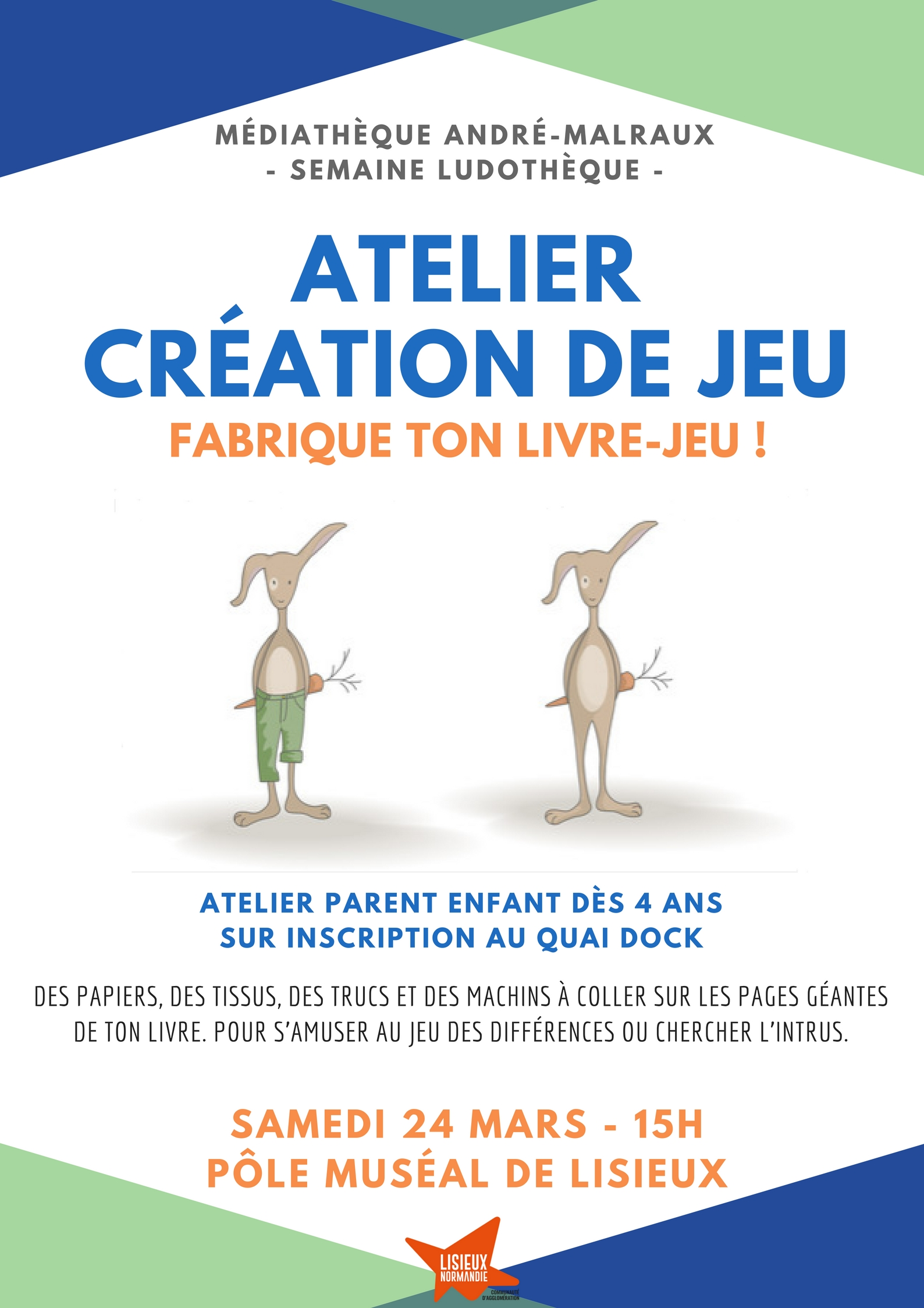 atelier creation de jeu 24 mars