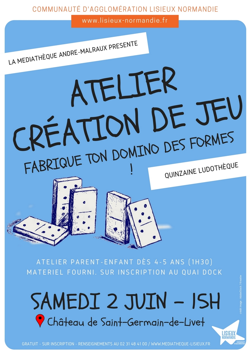 atelier creation de jeu 2 juin