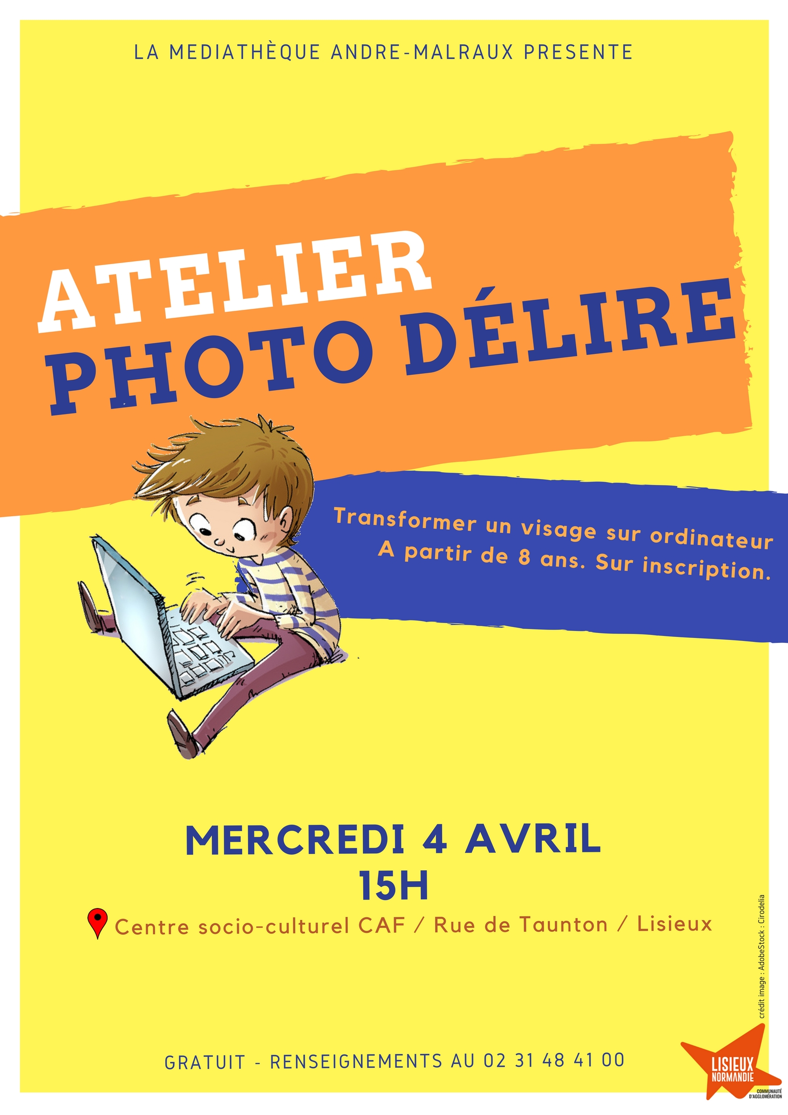 atelier photo delire 4 avril