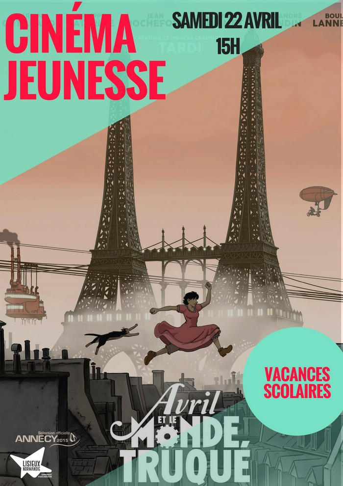 cinema jeunesse 22 avril