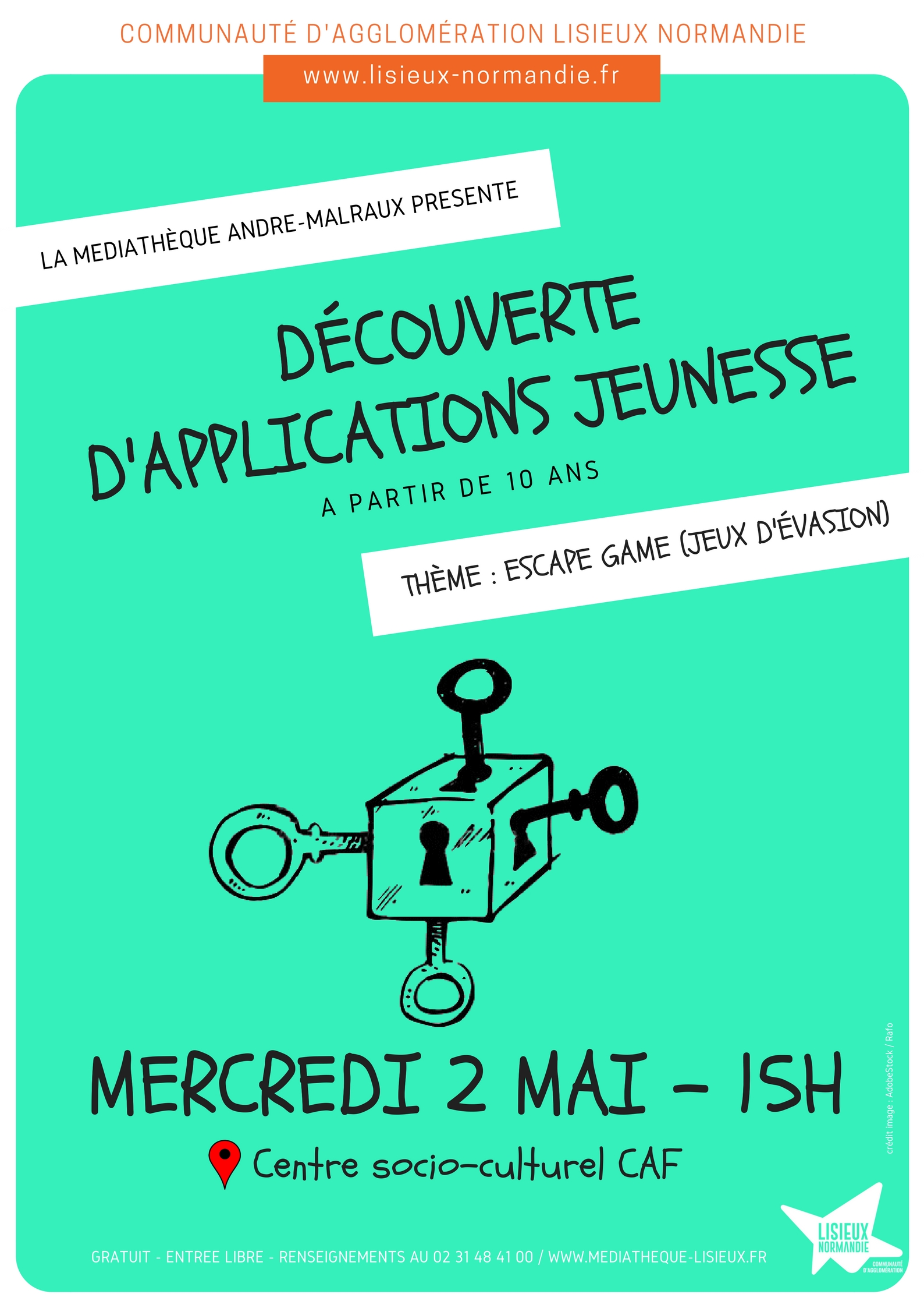 decouverte dapplis jeunesse 2 mai