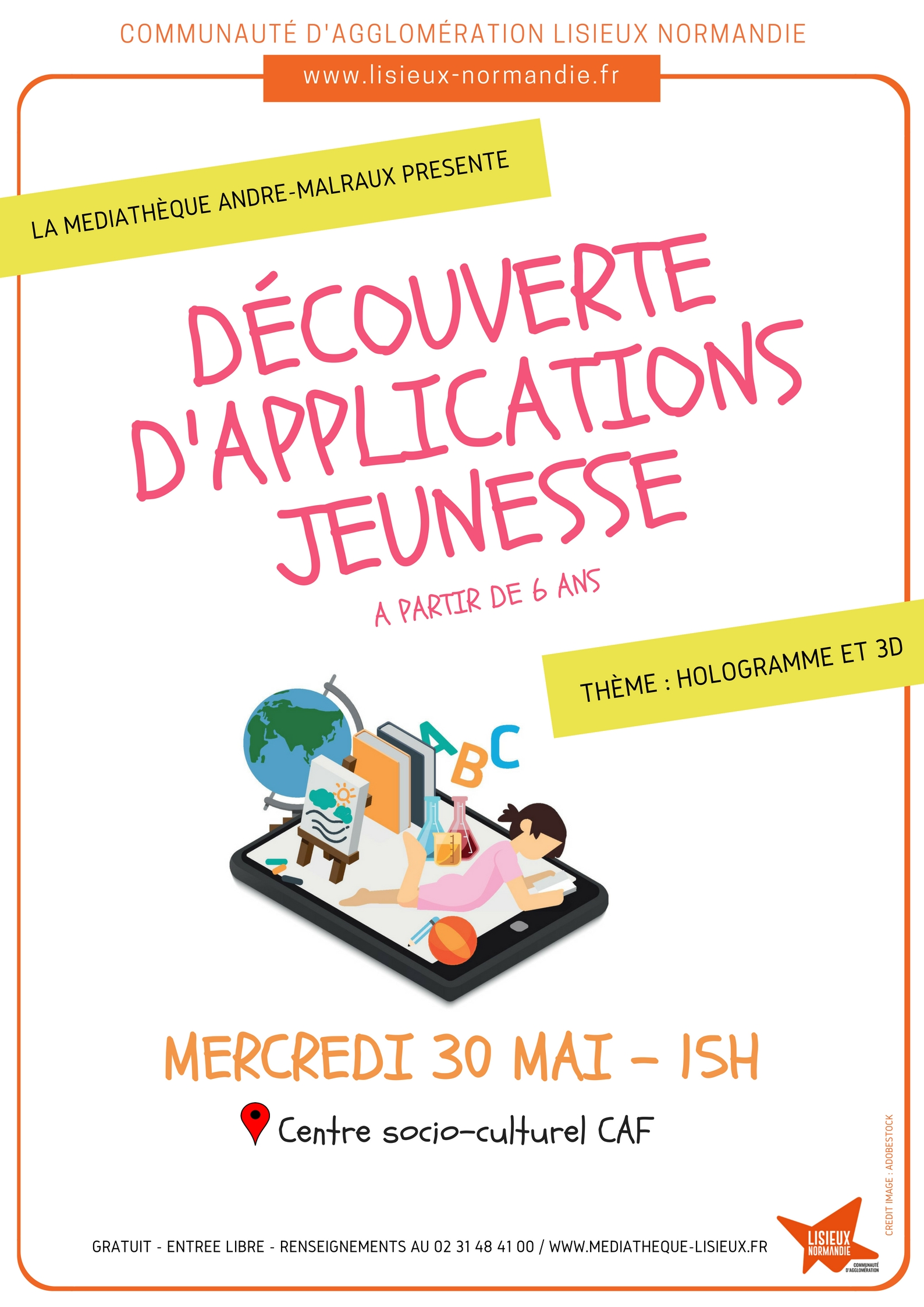 decouverte dapplis jeunesse 30 mai