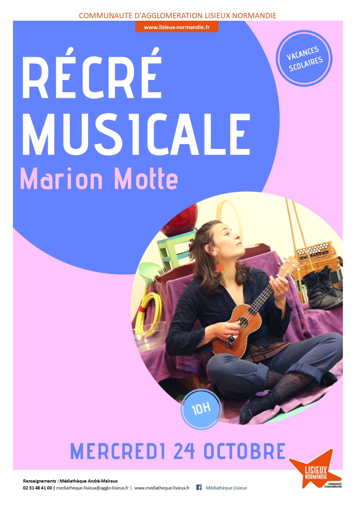 recre musicale oct18