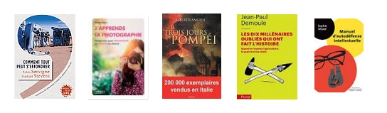 selection livres